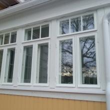 Uudet ikkunat