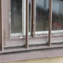 Vanhan ikkunaa kittaukset ja muu yleiskunto
