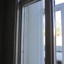 Vanhan ikkunan sisäpuitteen profiilit